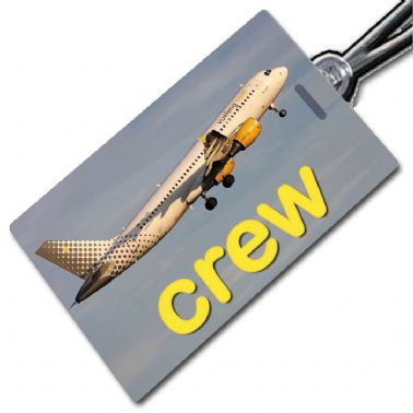Vueling A320 Crew Tag